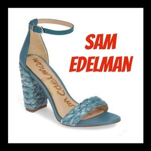 💙NWT💙Sam Edelman sexy ankle strap shoes